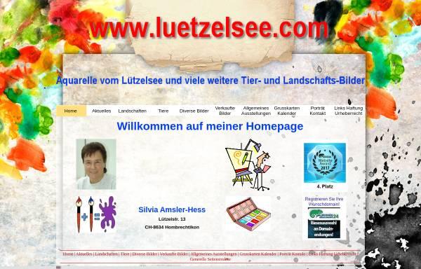 Vorschau von www.luetzelsee.com, Amsler-Hess, Silvia