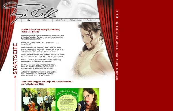 Vorschau von www.tanja-roll.de, Roll, Tanja
