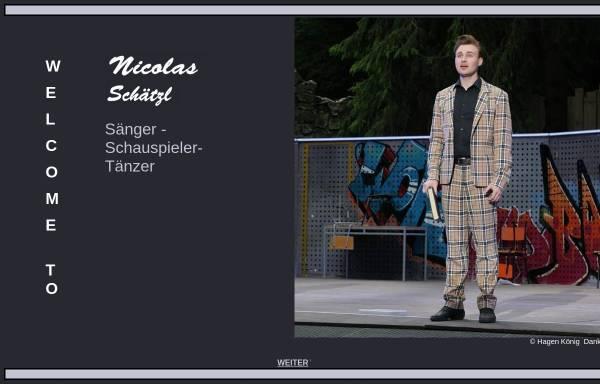 Vorschau von www.nicolas-schaetzl.de, Schätzl, Nicolas