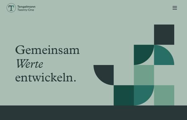 Vorschau von tengelmann.de, Tengelmann Warenhandelsgesellschaft KG