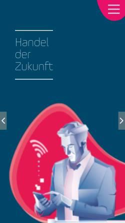 Vorschau der mobilen Webseite www.superdata.de, Superdata EDV-Vertrieb GmbH