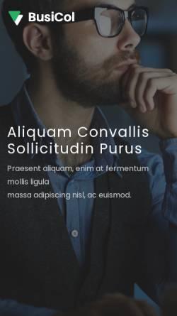 Vorschau der mobilen Webseite www.australien-reporter.de, Australien Reporter [Dagobert Wiedamann]