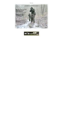 Vorschau der mobilen Webseite www.pss-airsoft.de, PSS Airsoft
