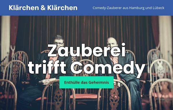 Vorschau von www.klaerchen.de, Klärchen & Klärchen