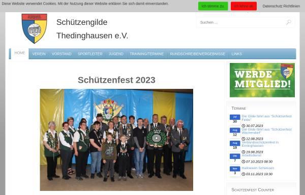 Vorschau von www.sgi-thedinghausen.de, SGi Thedinghausen e.V.