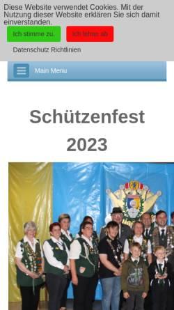 Vorschau der mobilen Webseite www.sgi-thedinghausen.de, SGi Thedinghausen e.V.