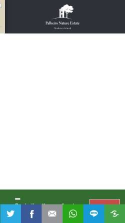 Vorschau der mobilen Webseite www.palheiroestate.com, Palheiro Gardens