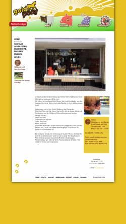Vorschau der mobilen Webseite www.goldpony-shop.de, Goldpony, Christiane Schiek-Tajima