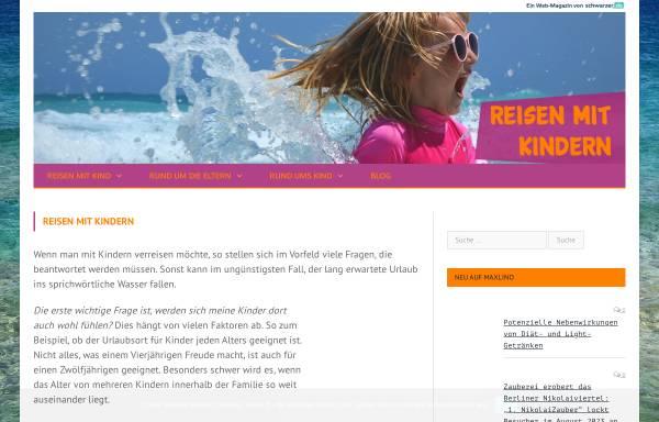 Vorschau von www.maxlino.de, maxlino Kinderland, Anja Schelauske