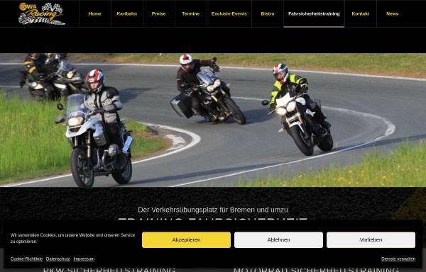 Vorschau von www.verkehrssicherheits-training.de, Gesellschaft zur Förderung der Verkehrssicherheit mbH