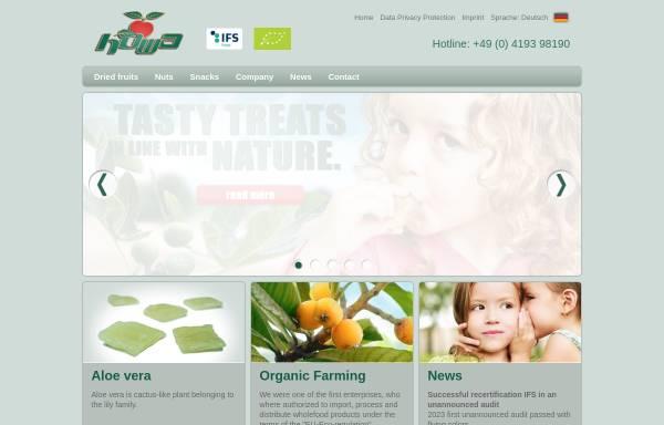 Vorschau von www.howa.de, Horst Walberg Trockenfrucht Import