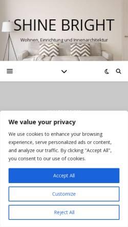Vorschau der mobilen Webseite www.manuela-wutschke.de, Manuela Wutschke - Handgefertigte Glasperlen & Schmuck