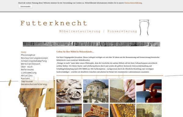 Vorschau von www.futterknecht.de, Futterknecht, Ralf