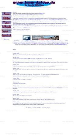 Vorschau der mobilen Webseite www.bmw-driver.de, BMW-Driver