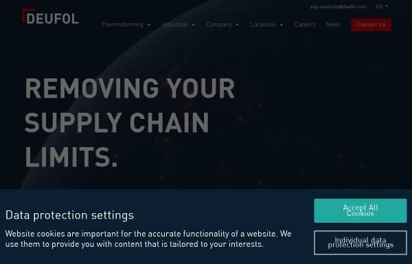 Vorschau von www.deufol.de, Deufol Exportverpackung