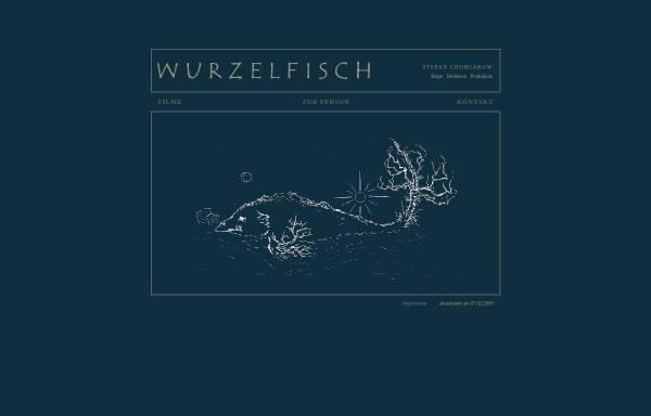 Vorschau von www.wurzelfisch.de, Wurzelfisch.de