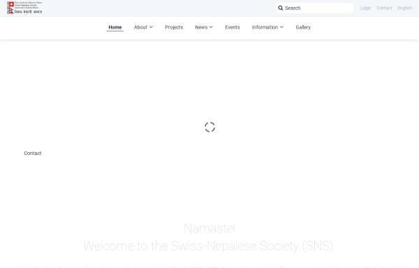 Vorschau von swiss-nepal.ch, Freundeskreis Schweiz-Nepal