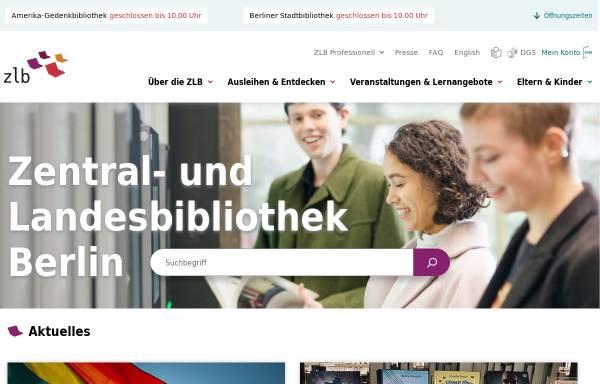 Vorschau von www.zlb.de, Hunderttausend Thaler - Öffentliche Vergnügungen in Berlin 1848