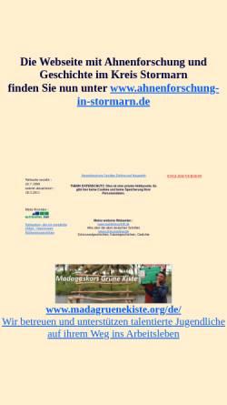 Vorschau der mobilen Webseite www.peter-doerling.de, Ahnenforschung und Geschichte im Kreis Stormarn