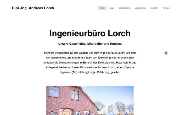 Vorschau von www.andreas-lorch.de, Dipl.-Ing. (FH) Andreas Lorch