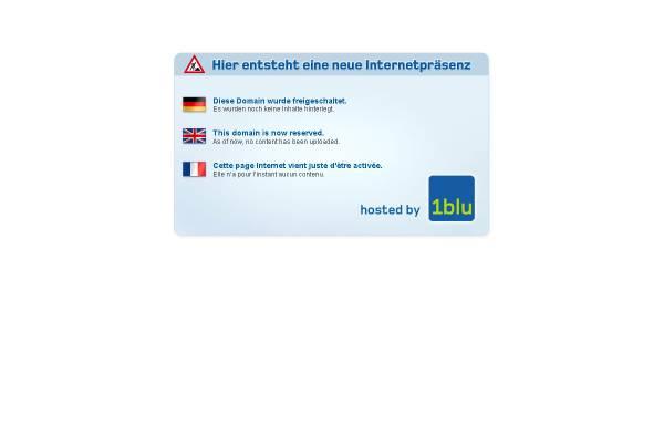 Vorschau von www.frau-am-steuer.de, Frau am Steuer