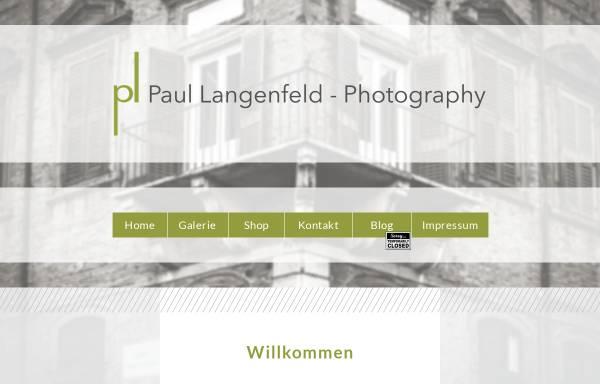 Vorschau von www.paul-langenfeld.de, Paul Langenfeld