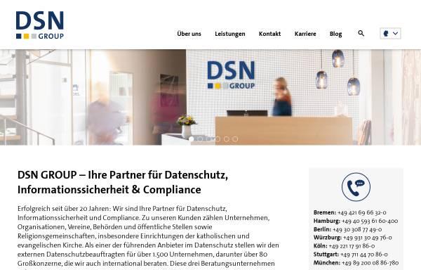 Vorschau von www.datenschutz-nord.de, datenschutz nord gmbh