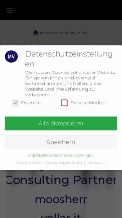 Vorschau der mobilen Webseite www.gdpdu4you.de, Grundsätze zum Datenzugriff und zur Prüfbarkeit digitaler Unterlagen (GDPdU)