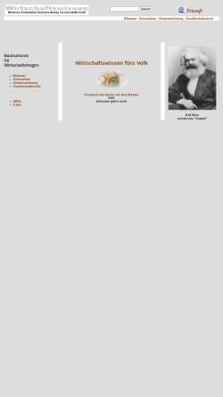 Vorschau der mobilen Webseite trionfi.com, Trionfi