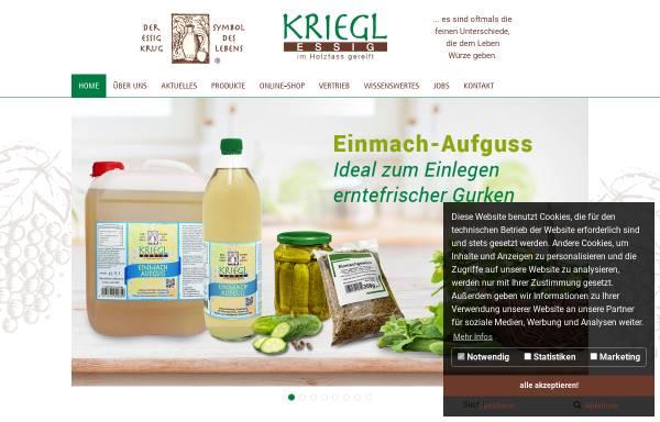 Vorschau von www.essigundoelkontor.de, Essig und Öl Kontor