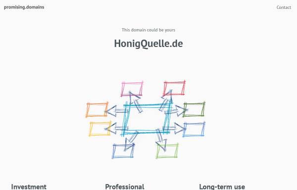 Vorschau von www.honigquelle.de, Imkerei Janke