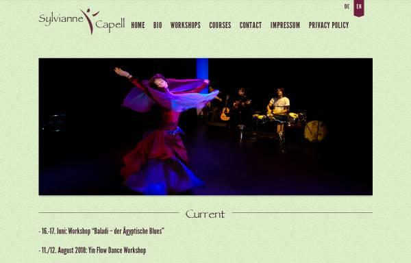 Vorschau von www.raqssharqi-hamburg.de, Ala Nar