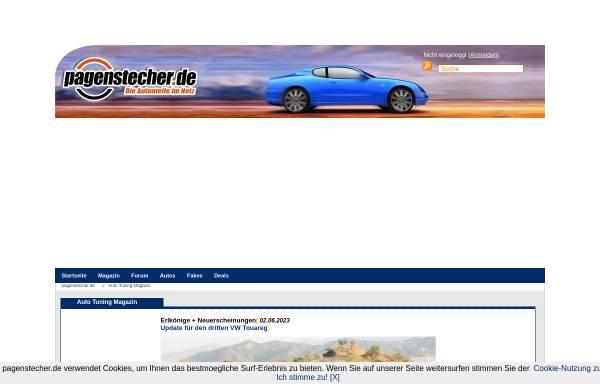 Vorschau von www.pagenstecher.de, Pagenstecher