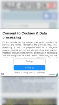 Vorschau der mobilen Webseite www.alle-autos-in.de, Alle-Autos-in.de