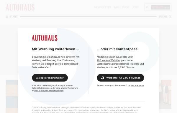 Vorschau von www.autohaus.de, Autohaus