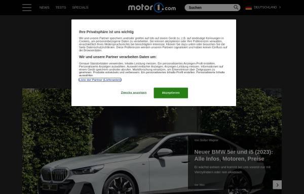 Vorschau von www.auto-news.de, Auto-News
