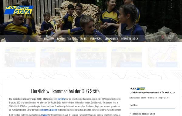 Vorschau von www.olgstaefa.ch, OLG Stäfa
