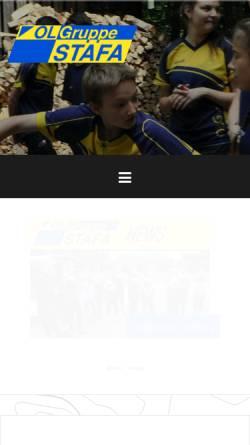 Vorschau der mobilen Webseite www.olgstaefa.ch, OLG Stäfa