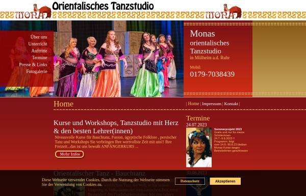 Vorschau von www.mona-okon.de, Studio Mona-Okon