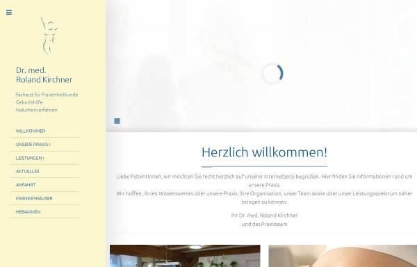 Vorschau von www.doktor-kirchner.de, Kirchner, Dr. med. Roland