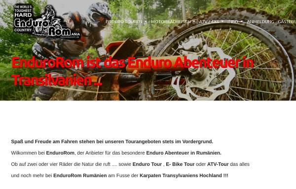 Vorschau von www.endurorom.de, EnduroRom - Alfred Broos
