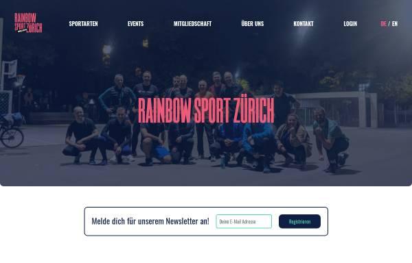 Vorschau von www.gaysport.ch, Gay Sport Zürich