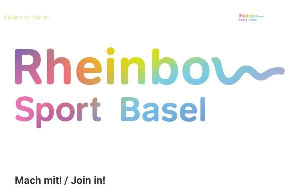 Vorschau von www.lgsportbasel.ch, lesbian & gay sport regio basel