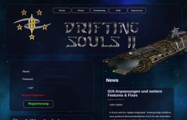 Vorschau von ds2.drifting-souls.net, Drifting Souls 2