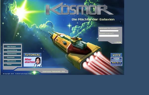 Vorschau von www.kosmor.de, Kosmor