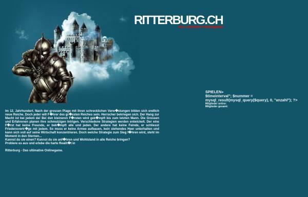 Vorschau von www.ritterburg.ch, Ritterburg.ch