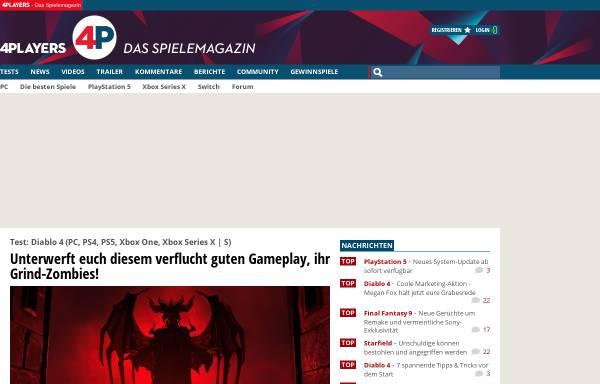 Vorschau von www.scherbenwelten.de, Scherbenwelten