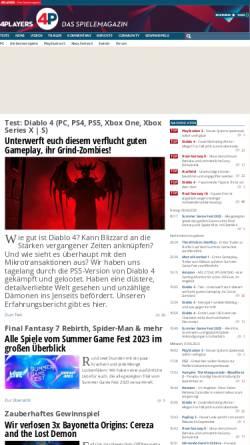 Vorschau der mobilen Webseite www.scherbenwelten.de, Scherbenwelten
