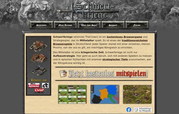 Vorschau von www.garathor.com, TheCrown