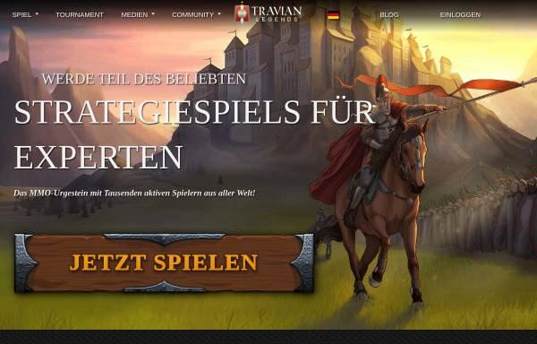 Vorschau von www.travian.de, Travian